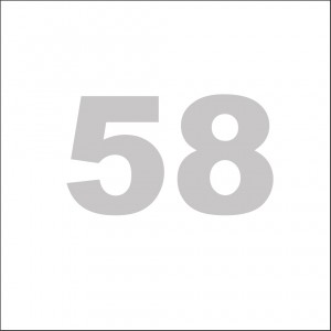 Blank square 58